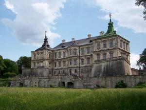 zamek lwow